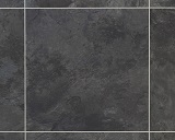 Da Vinci Graphite Tile and Slate Vinyl Plank Flooring Perth